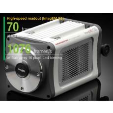 ImagEM X2-1K EM-CCD camera