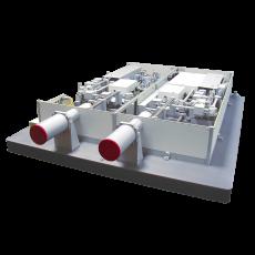 2-channel Laser System